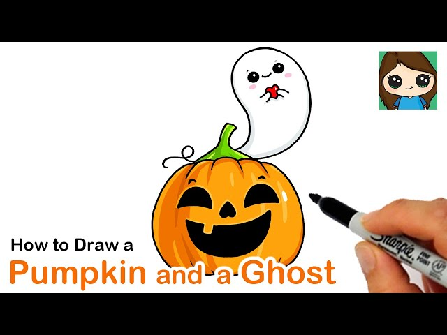 11/10/2015· with halloween fast approaching we'll be posting more how to draw halloween themed lessons for beginners. How To Draw A Pumpkin And Ghost Easy Halloween Art Dq Food Recipes