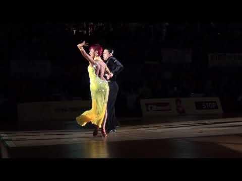 2009 IDSF World DanceSport Championship Latin - Final: Team 68