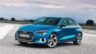 Никаких эмоций Audi A3 2020 седан обзор авто ждем в России, пока хэчбек обзор Автопанорама