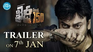 Khaidi No 150 Trailer On January 7th - Ram Charan Interacting To Fans On Facebook Live
