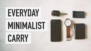 Everyday Minimalist Carry