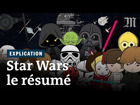 En dix minutes, Star Wars tu comprendras