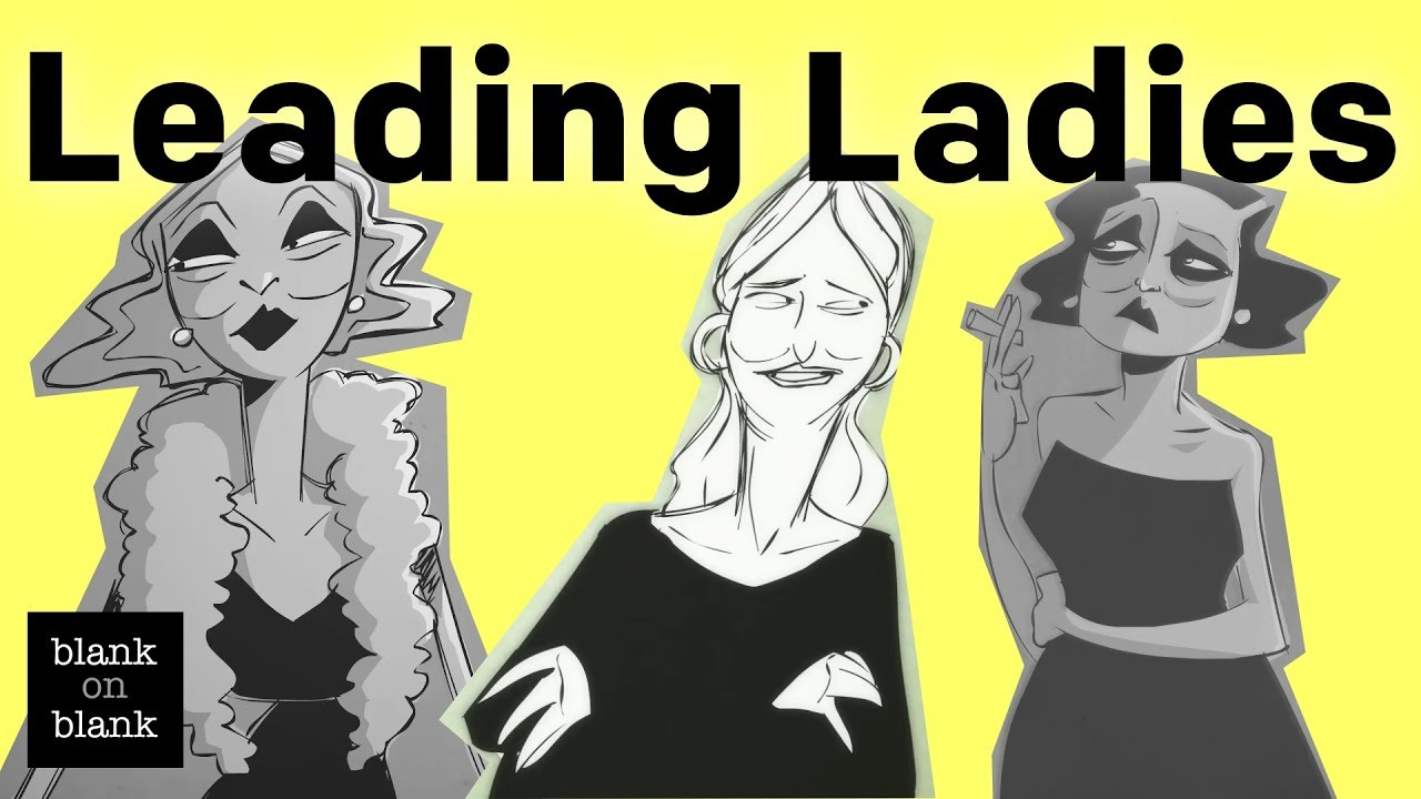 Leading Ladies: Meryl Streep, Bette Davis & Marlene Dietrich