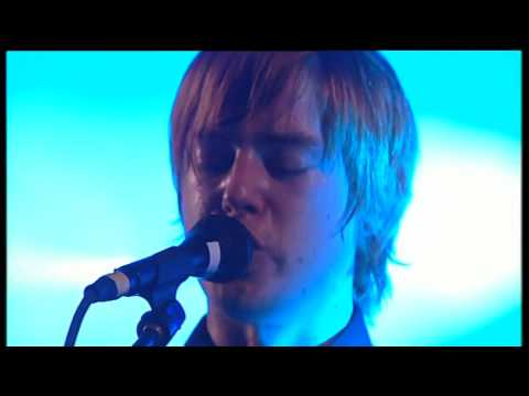 Interpol - C'mere [HD] (Live T in the Park 2005)