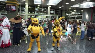 Gambar cover Five Nights at Freddy's Dance - Anime Central (ACen) 2016