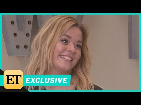 'PLL' Star Sasha Pieterse on Her 15Pound Weight Loss Doing 'DWTS' Exclusive