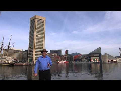Inner Harbor - Baltimore, Maryland  - REAL USA Ep. 130