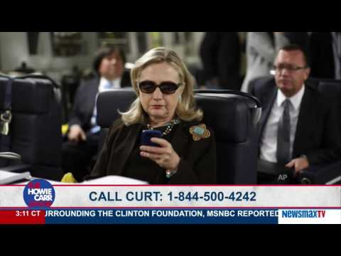The Howie Carr Show | Should there be charges against Hillary Clinton?