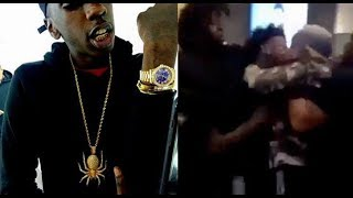 Quando rondo fight & Nba Youngboy 0pps Call From Jail 27 Days Im Free Maine Musik..DA PRODUCT DVD