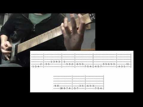Tangaroa - Vietnamese Killing Queens - Guitar Lesson / Tab