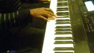 I stood on the banks of Jordan James Cleveland piano