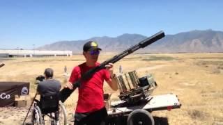 Видео   Дробовик с глушителем   Видеоролики на Sibnet