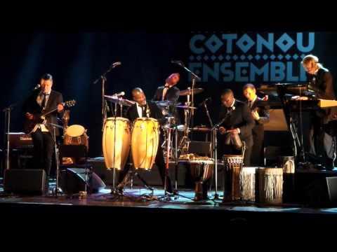 Helsinki - Cotonou Ensemble - Part 1/4 @Savoy-teatteri 31.12.2015 Helsinki