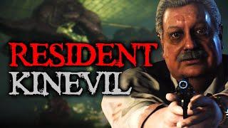 Let's Play Resident Evil 2 Remake Part 6 - Resident Kinevil
