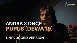 Download PUPUS (DEWA 19) | ANDRA RAMADHAN - ONCE MEKEL
