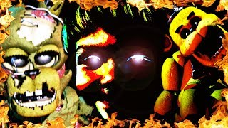 The Story Of Ultimate Custom Night (Part 1)