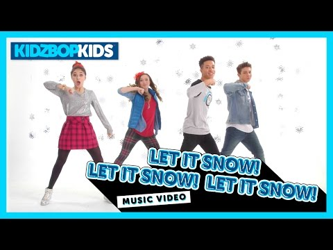 KIDZ BOP Kids - Let It Snow! Let It Snow! Let It Snow! (Official Music Video) [KIDZ BOP Christmas]