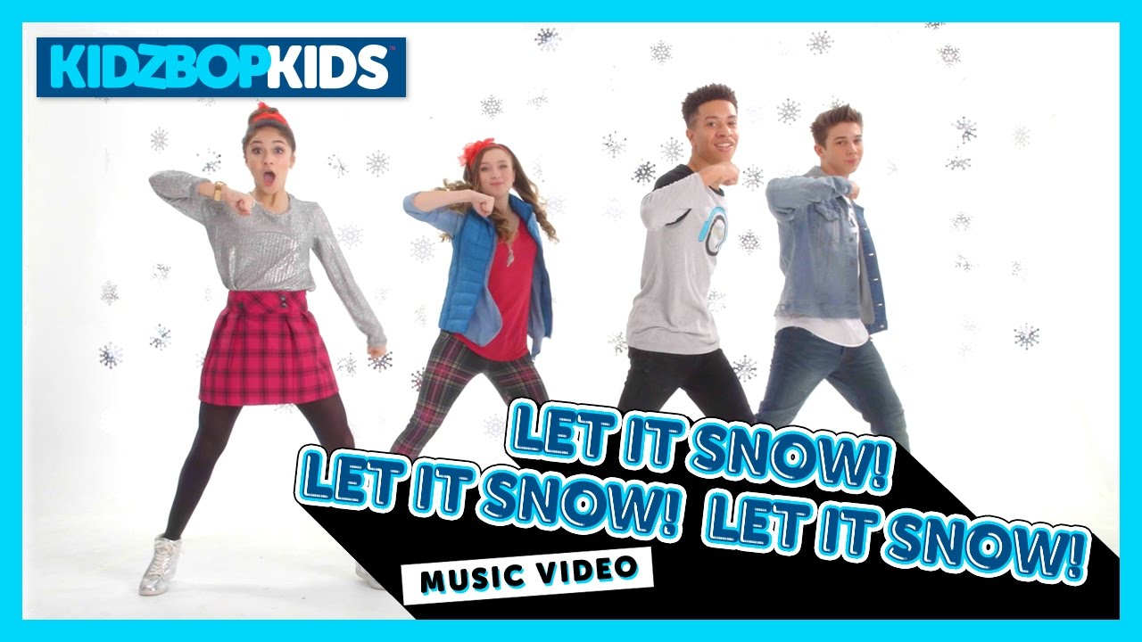 KIDZ BOP Kids - Let It Snow! Let It Snow! Let It Snow! (Official ...