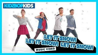 Смотреть клип Kidz Bop Kids - Let It Snow! Let It Snow! Let It Snow!