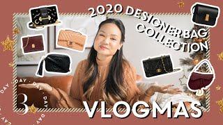 2020 DESIGNER HANDBAG COLLECTION VLOGMAS 3 Victoria Hui