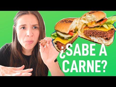 NO ME GUSTA LA CARNE PERO ESTO ESTÁ... | Beyond Meat taste test