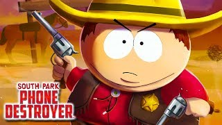 New South Park Phone Destroyer Mobile Game!