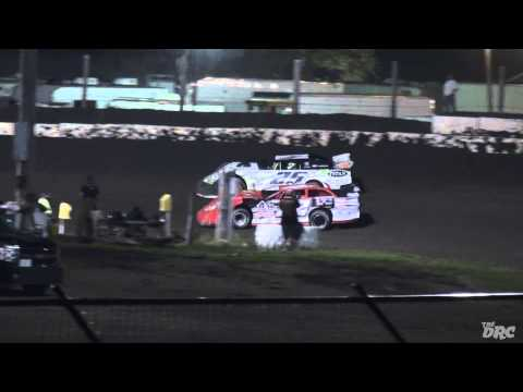 #FALS | Fairbury American Legion Speedway | 8.30.14 | Corn Belt Clash | Heat 1