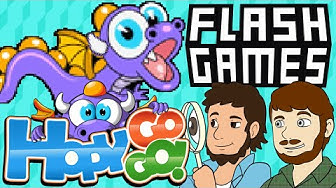Flash Games: Hopy Go Go!
