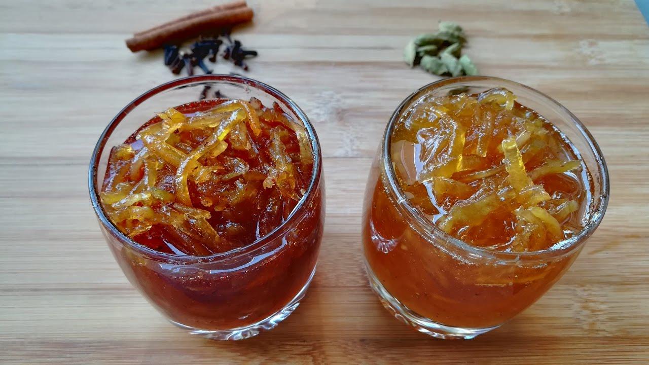 आम का मुरब्बा और तीखा अचार | Mango Murabba & Chatni Recipe in Hindi | Mango  Preserve 2 Types - YouTube