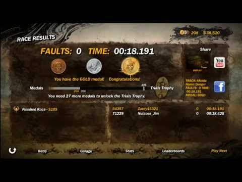 Trials Evolution Gold Edition: Beginner HD Warehouse Playthough!! |