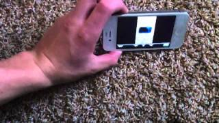 Rotate video on iphone, iPad and itouch.