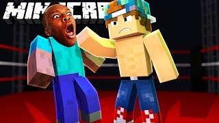WOULD I FIGHT KSI!? | Minecraft Bed Wars
