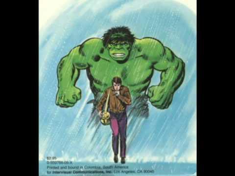 """El Increíble Hulk / The Incredible Hulk ( canción instrumental / song """"lonely man"""" instrumental )"""