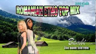 ROMANIAN ETNO TOP, VOL. 2, MIX 2015, ZOOM STUDIO