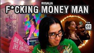 ROSALÍA - F*cking Money Man (Milionària + Dio$ No$ Libre Del Dinero) ║ REACTION
