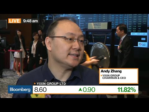 Yixin's CEO on IPO, China's Auto Market