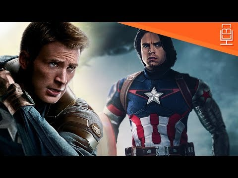 Sebastian Stan Teases Becoming the MCU Captain America