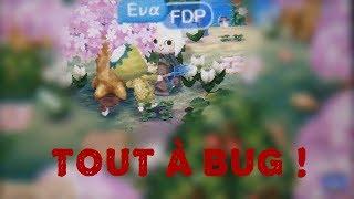 [ACNL] Ma 3DS bug avec Neko Flawer