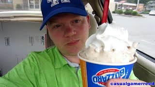 Reed Reviews Dairy Queen Reese's Peanut Butter Cup Pie Blizzard