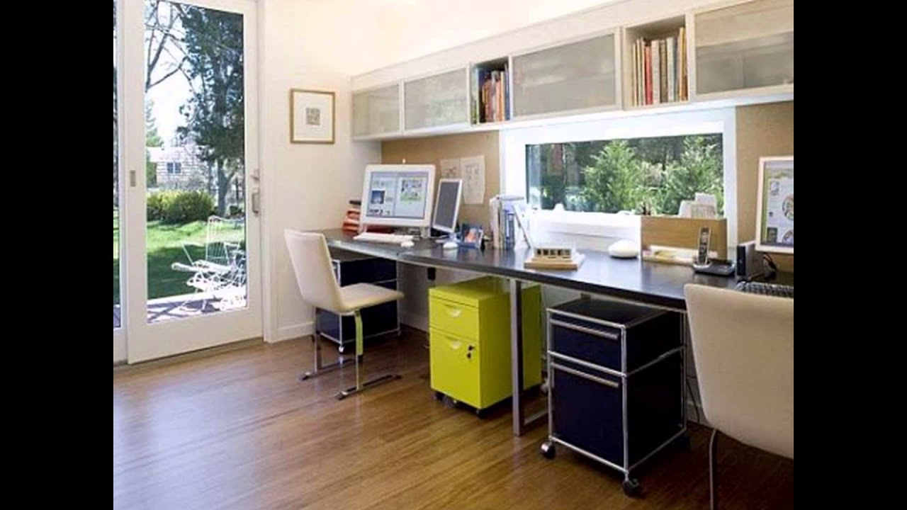 Small Home Office Den Design Ideas