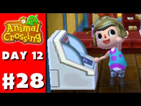 Animal Crossing: New Leaf - Part 28 - Another Debt Repaid (Nintendo 3DS Day 12)