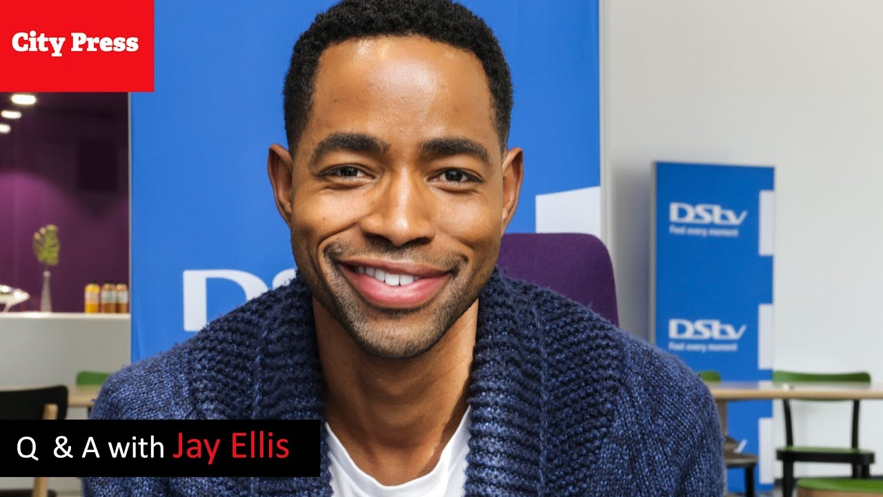 Q & A with Jay Ellis in South Africa