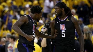 RIGGED: LA Clippers Scripted 31-point Comeback Win vs Warriors in Playoffs, Demarcus Cousins Injury!