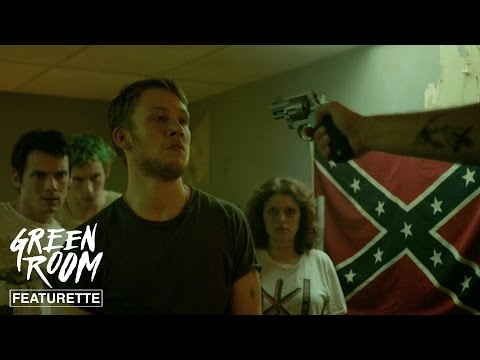 Green Room l A Punk Rock Standoff l Official Featurette HD | A24 streaming vf