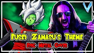 Dragon Ball Fighterz Fused Zamasu Theme EPIC METAL COVER Little V.mp3