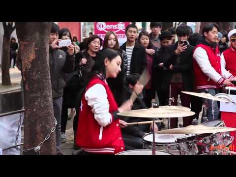 비밥 아연(BEBOP A-YEON) Hongik Univ. KT GIGA