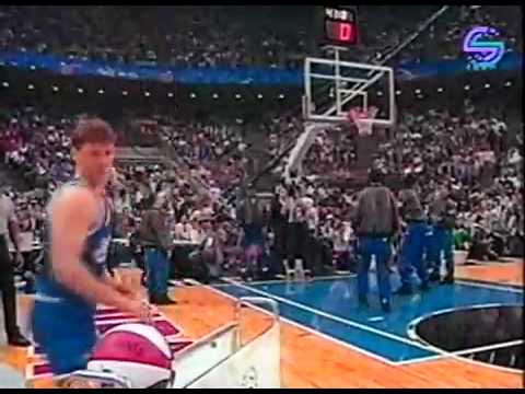 Craig Hodges - 1992 3 Point Shootout