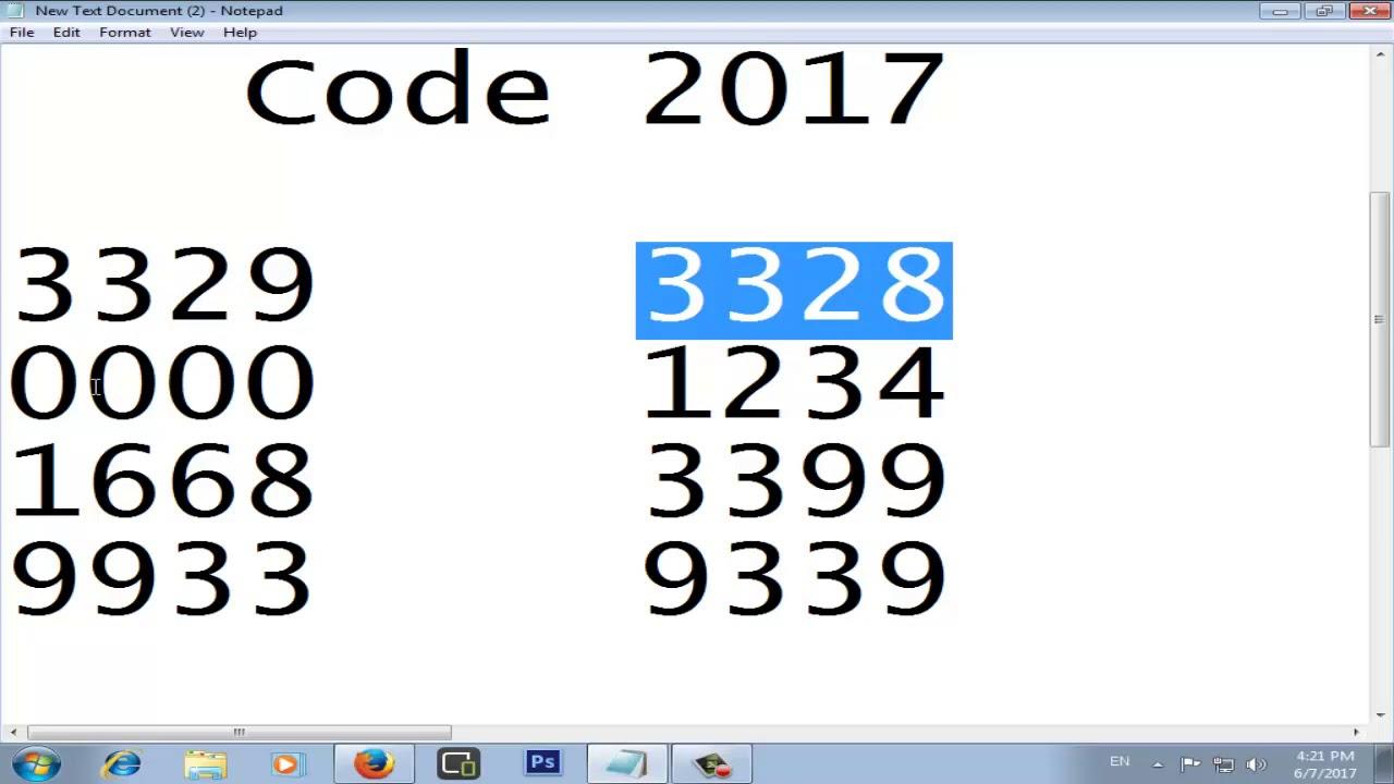 All HD RECEIVER MASTER CODES URDU HINDHI 2017 YouTube