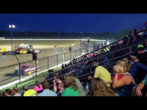 Grayson County Speedway Factory stock Heat 1 7-29-17