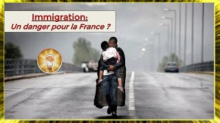 L'immigration menace t-elle la France ? - L'Opinion éclairée (ex-PaternActu)